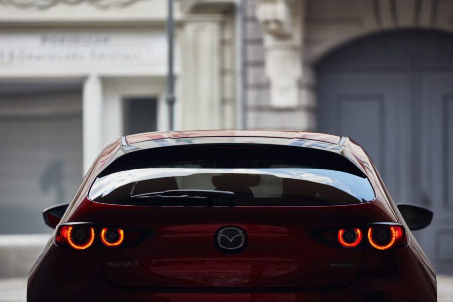 Sportierer Mazda 3 mit mehr Macht